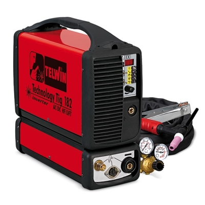 TECHNOLOGY TIG 182 PULSE AC/DC