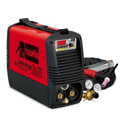 TECHNOLOGY TIG 222 PULSE AC/DC